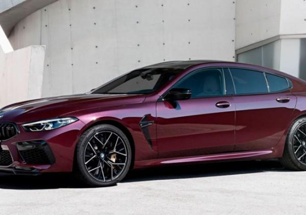 BMW M8 универсал