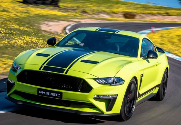 Ford Mustang GT R-SPEC