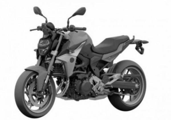 BMW мотоцикл F 850