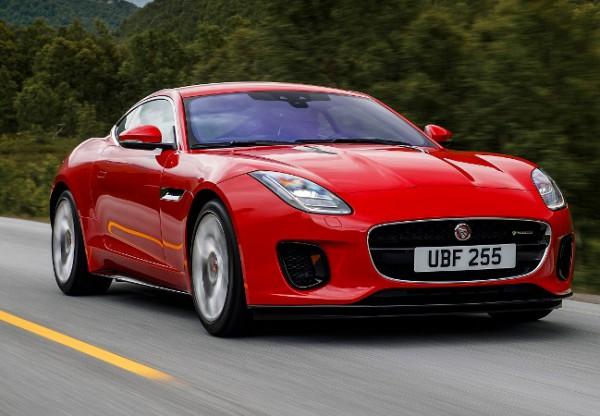 Jaguar F-Type, новый