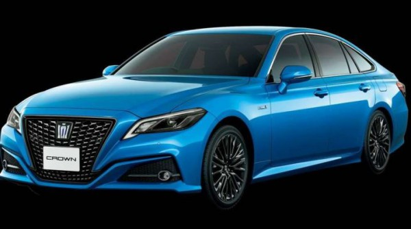 Toyota Crown S Sport Style