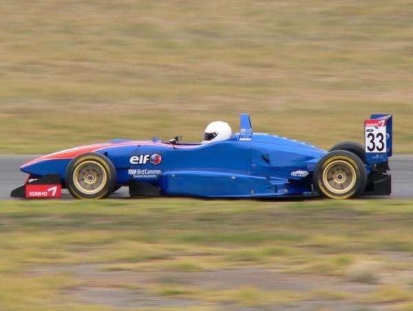 болид Dallara F399/300