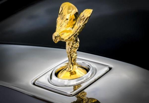 Horology Phantom, золотая статуэтка