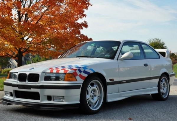 BMW M3 E36 Lightweight 1995 года