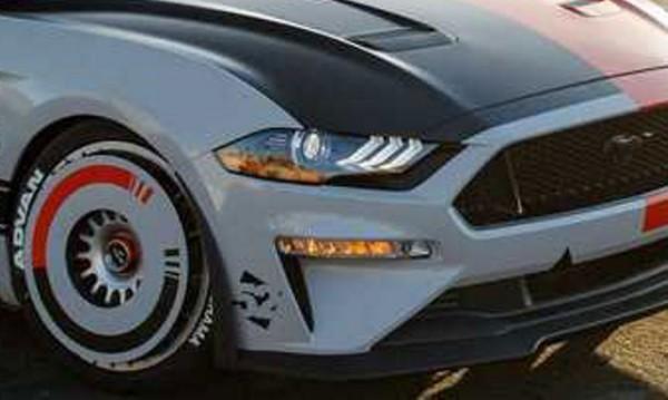Ford Mustang для шоу SEMA