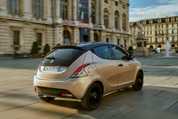 Lancia Ypsilon Monogram Edition