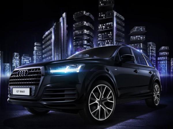 Audi Q7 Bang & Olufsen edition