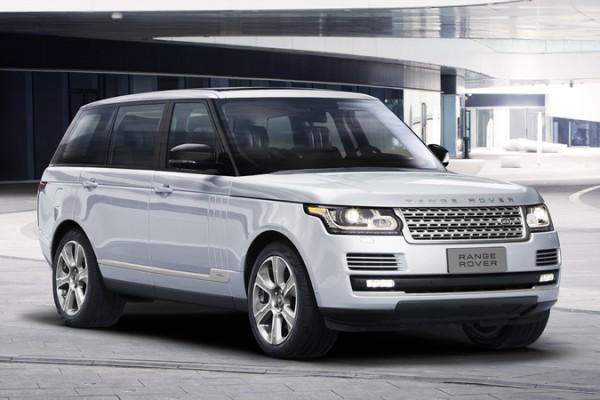 Range Rover электрический