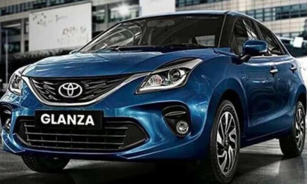 Toyota Glanza, аналог Suzuki Baleno