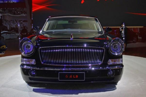 Hongqi L9 президентский