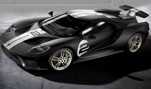Ford GT Heritage Edition 66