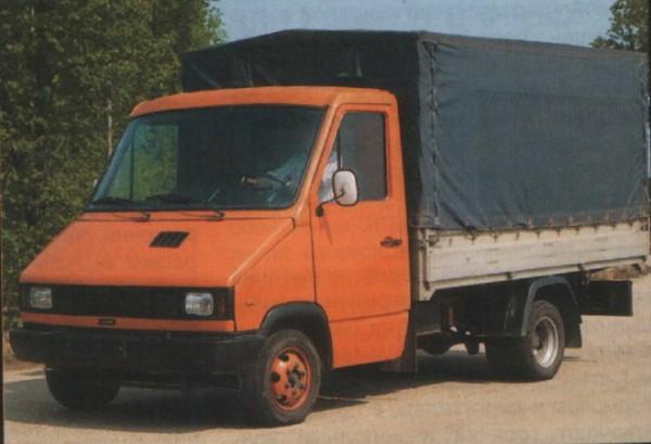 УАЗ-3727, полуторка