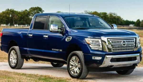 Nissan Titan XD обновленный