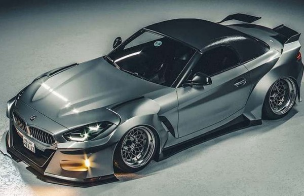 BMW Z4 Batmobile