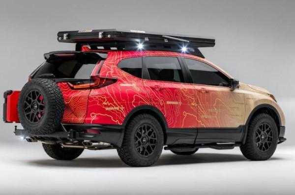 Honda CR-V Dream