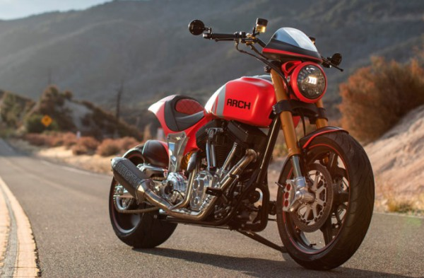 мотоцикл KRGT-1