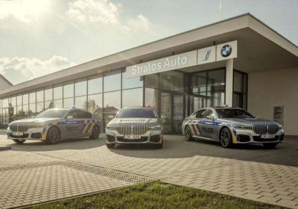 BMW полицейские