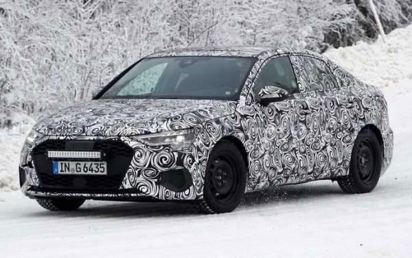 Audi A3 2021