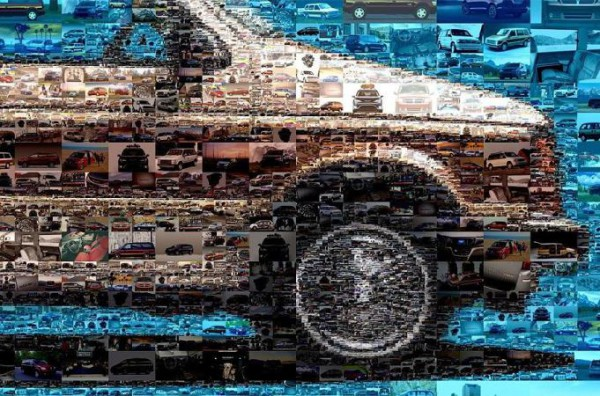 Fiat Chrysler, фотоколлаж