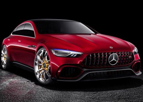 Mercedes-Benz AMG GT Black Series г