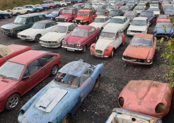 авто коллекция