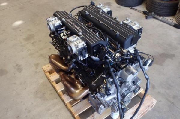 двигатель Lamborghini Murcielago