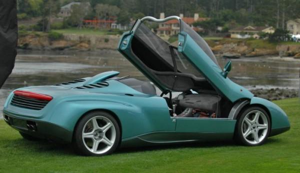 Lamborghini Zagato Rapto