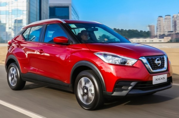 Nissan Kicks обновленная