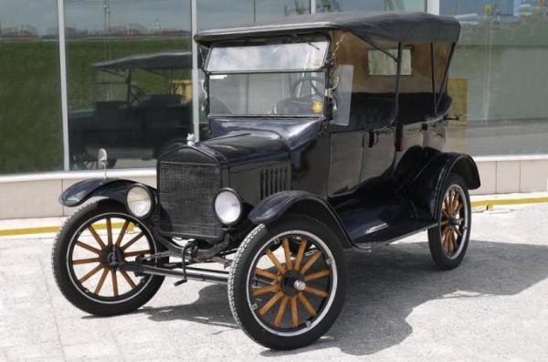 Ford, кабриолет 97-летний