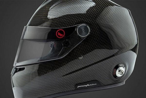 Pininfarina, новые гоночные шлемы