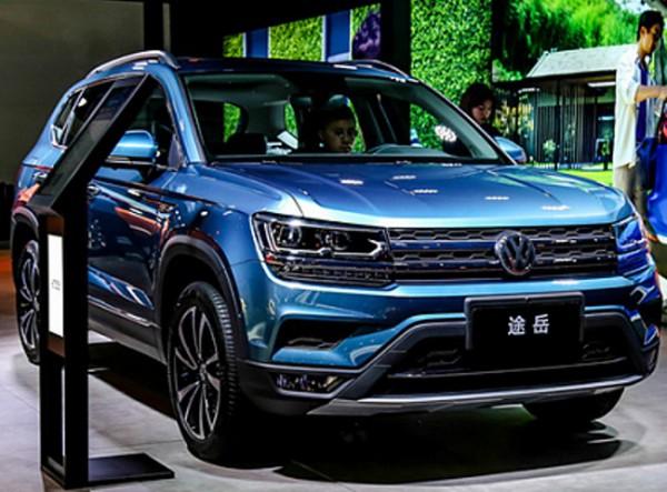 Volkswagen Tharu Plus