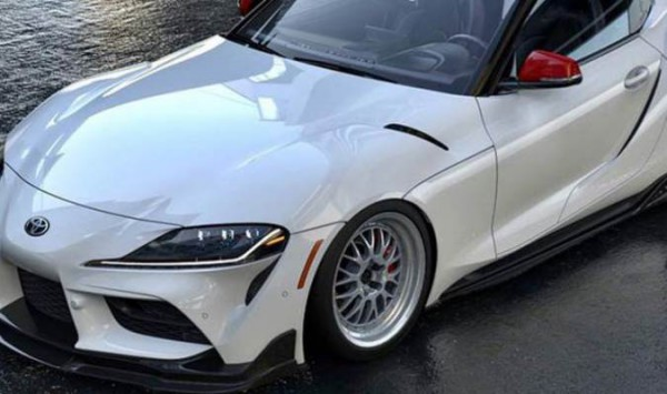 Speedster Toyota Supra, кабриолет