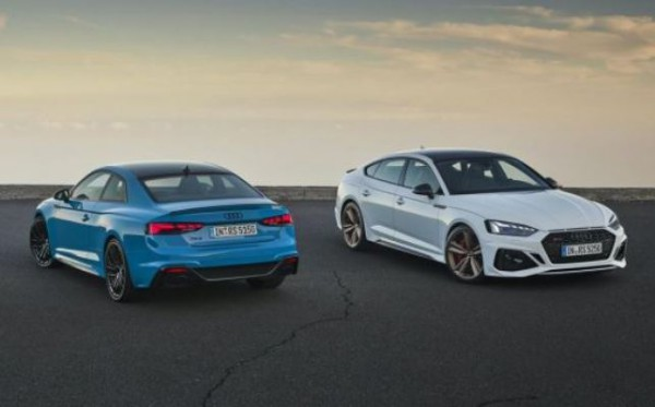 Audi RS5 Coupe и RS5 Sportback