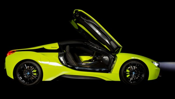 BMW i8 LimeLight Edition