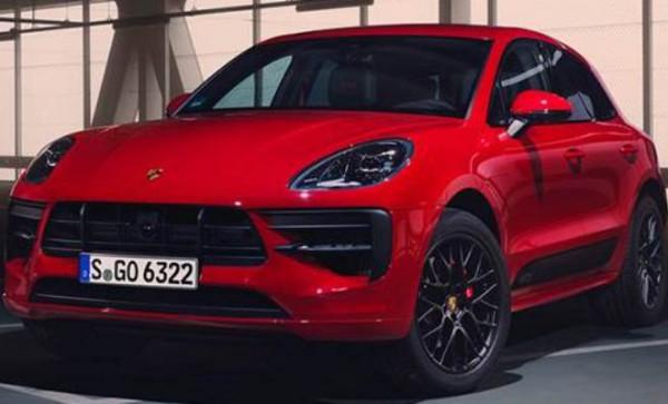 Porsche Macan GTS обновленный