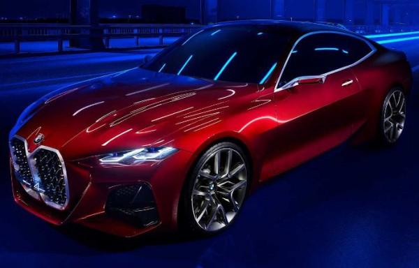 BMW M4 Concept 4