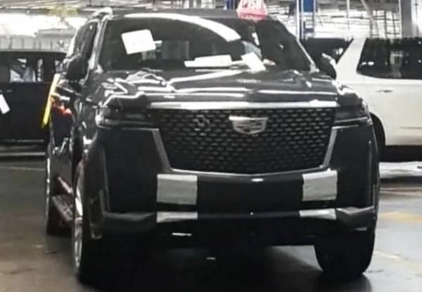 Cadillac Escalade новый 2021