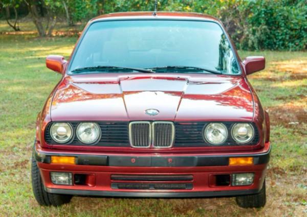 BMW 3-Series E30 Touring 1991 года
