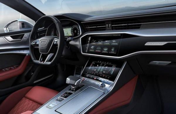 Audi, приборы