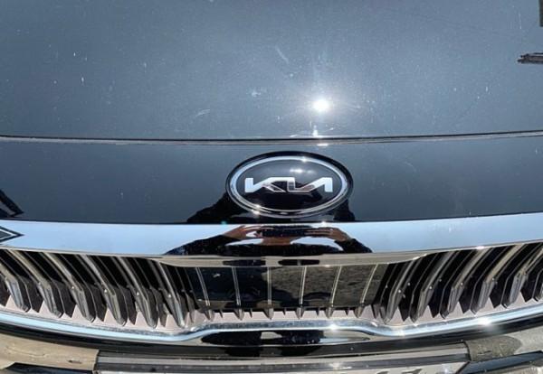 Kia с новым логотипом