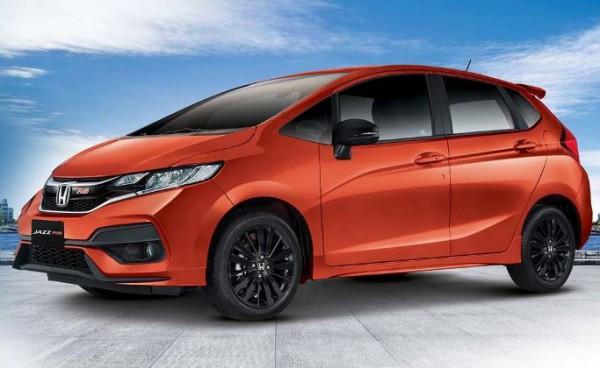Honda Fit, 2020