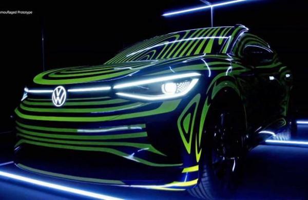 Volkswagen ID. Crozz