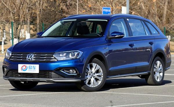 Volkswagen C-Trek, кросс-универсал