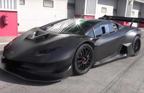 Lamborghini Huracan Super Trofeo, ателье Zyrus Engineering