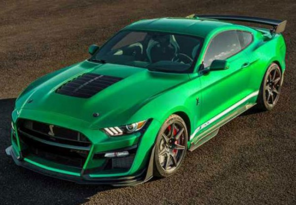 Ford Shelby Mustang GT500E Super Sport
