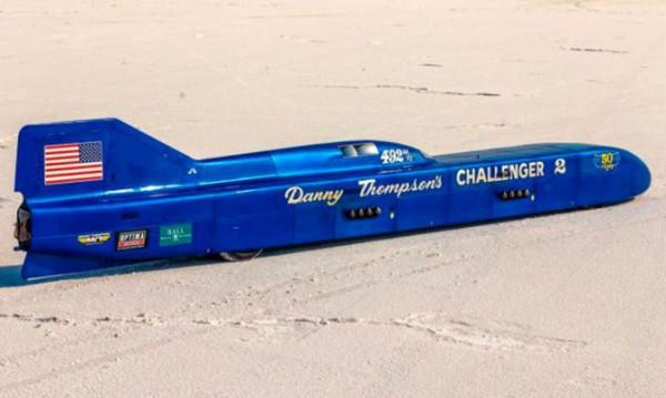 Challenger 2 Streamliner