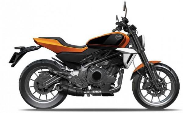 Harley-Davidson 338