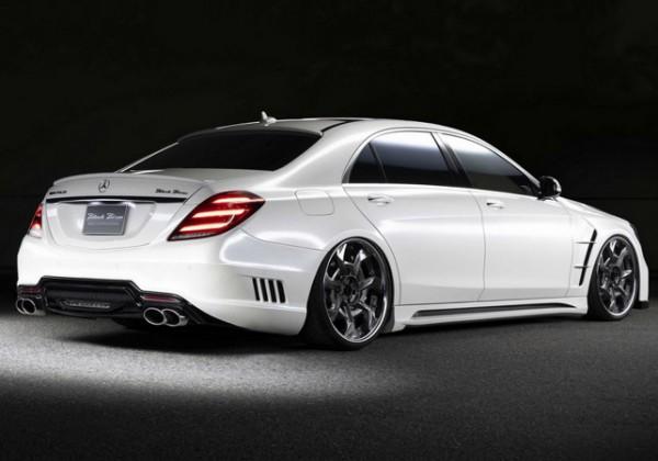 Mercedes-Benz S-Class, тюнинг