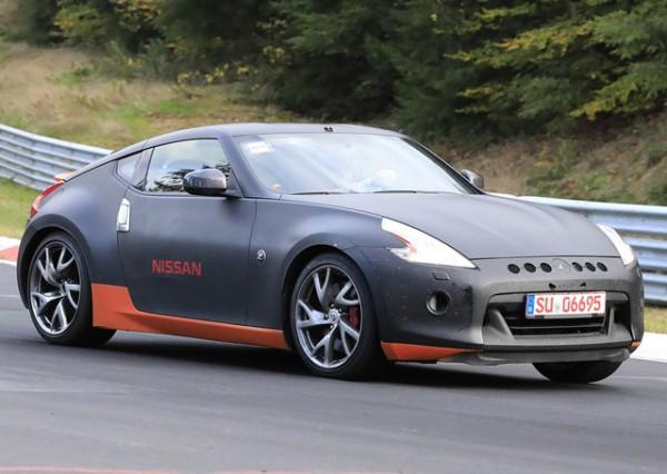 Nissan Z, новый спорткар