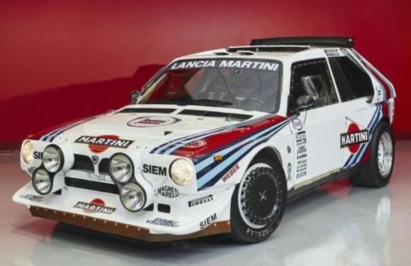 Lancia, гоночная
